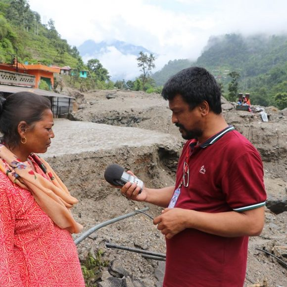 AMARC Asia-Pacific statement on the International Day for Disaster Risk Reduction, 2020