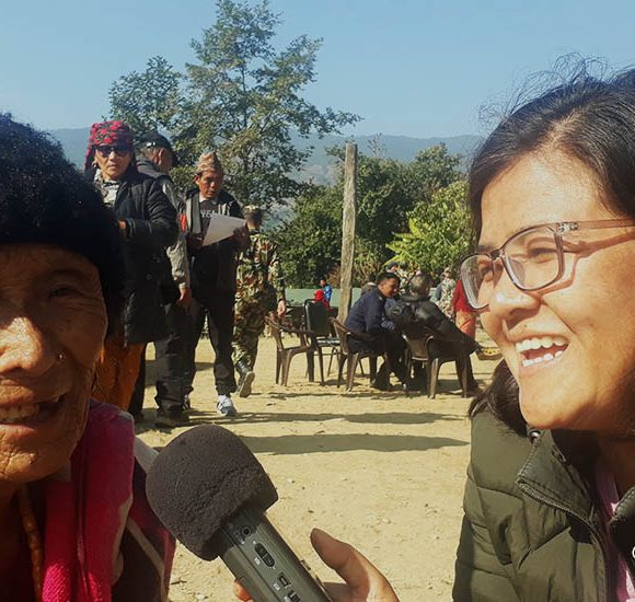 Peace-Building in Nepal