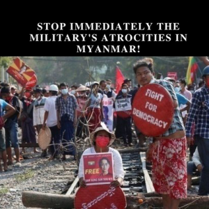 Myanmar Petition