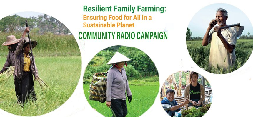 Resilient Family Farming